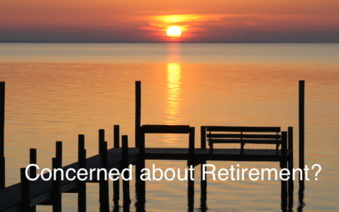 Concerned about Retirement?